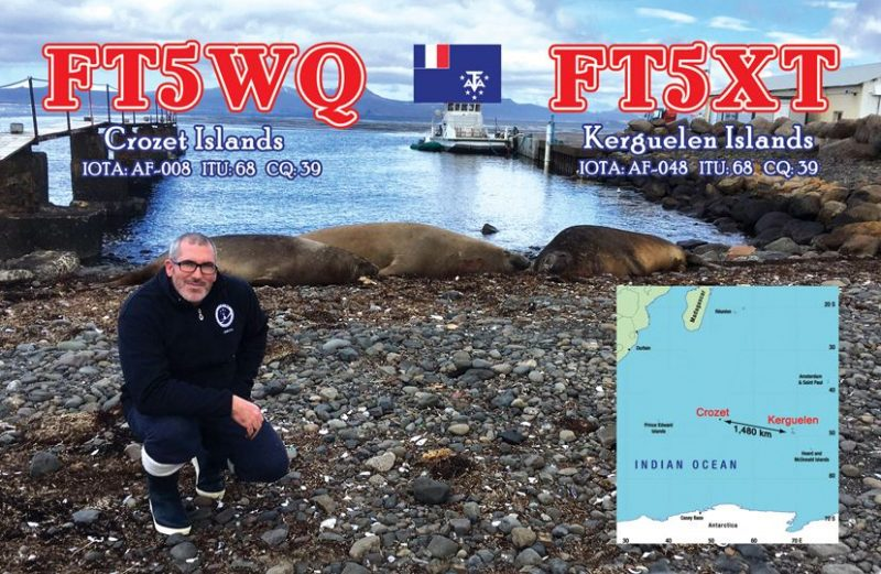 FT5XT/MM – French Austral Lands / Seas