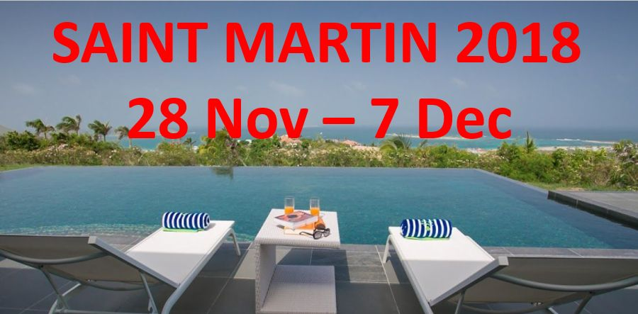 Saint Martin DXpedition 2018