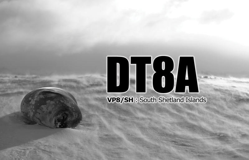 DT8A – South Shetland Islands