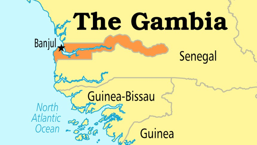 C5/SQ7RAI – The Gambia