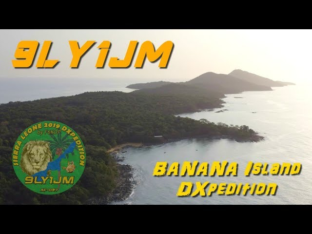 Video – 9LY1JM DXpedition