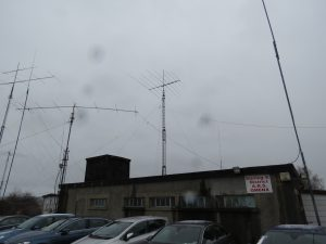 A visit to Stirling & District Amateur Radio Society (GM6NX)