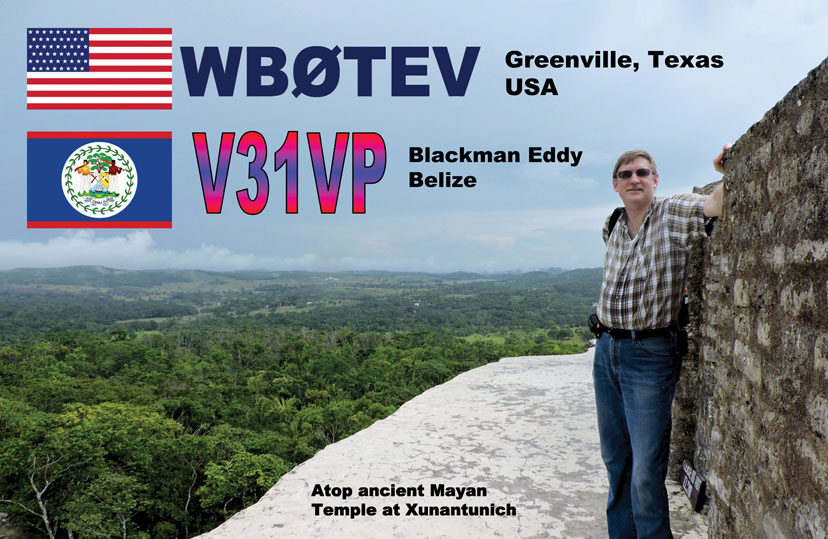 V31VP – Belize