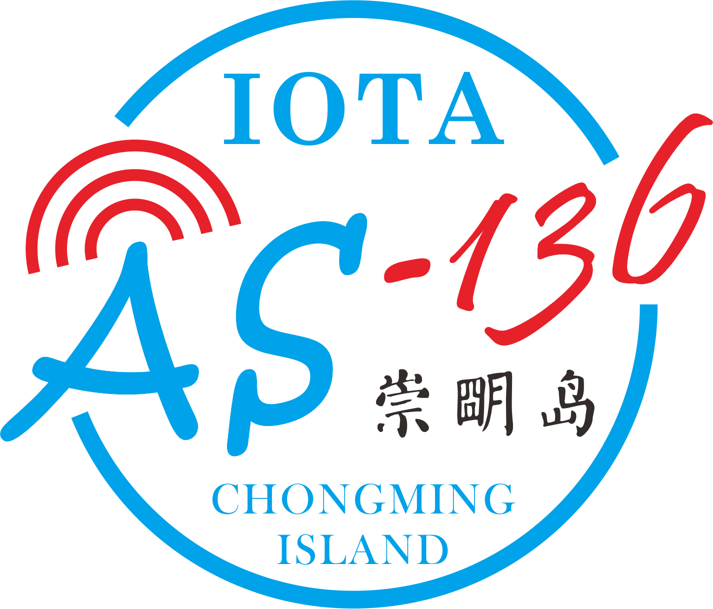BG4TRN – Chongming Isl, AS-136