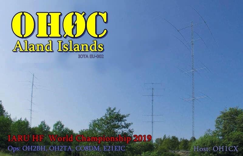 OH0C – Aland Islands