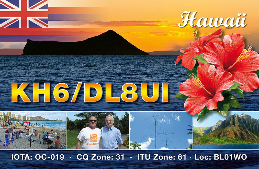 KH6/DL8UI – Hawaii