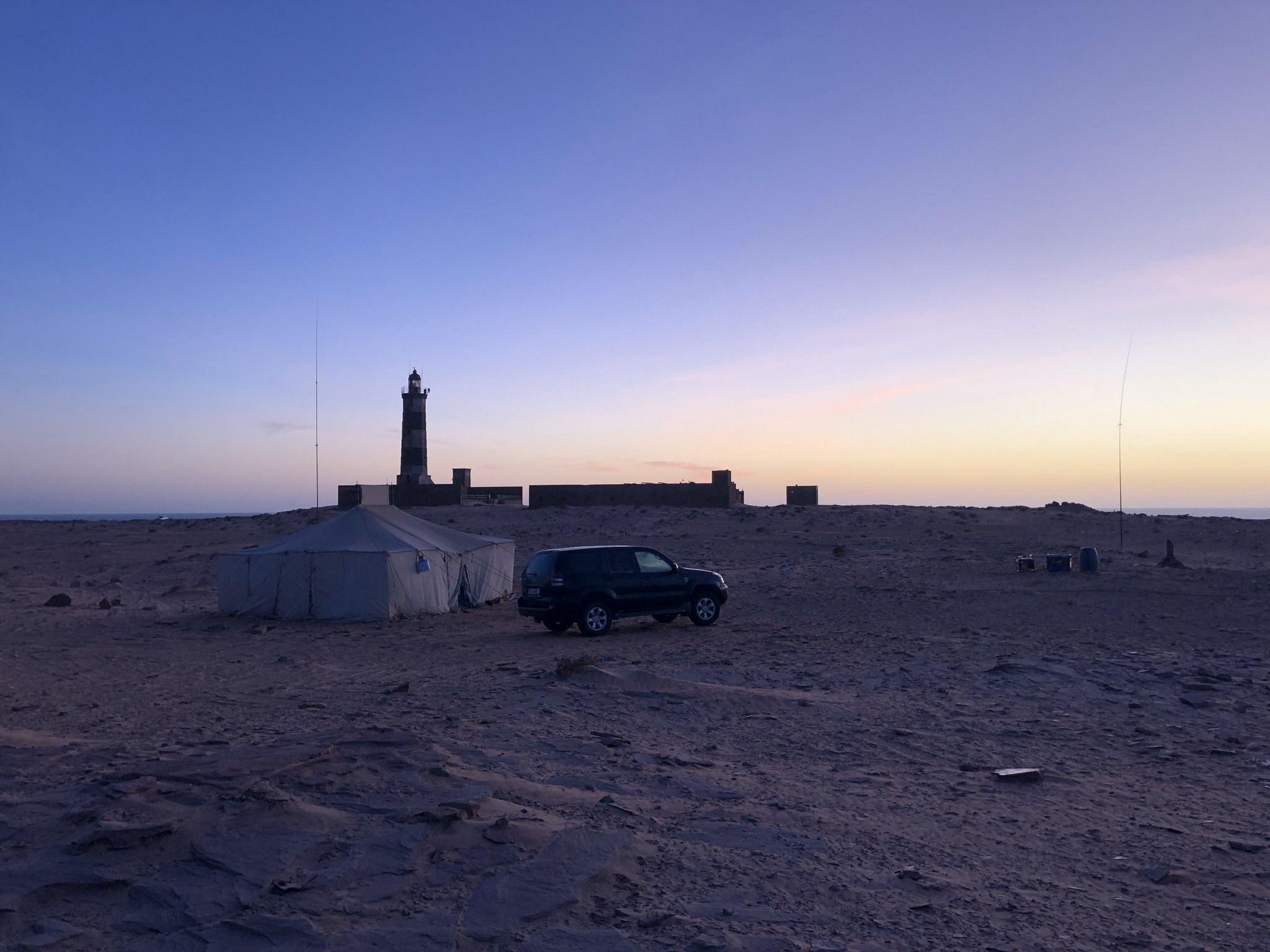 5T2KW & 5T5PA – Mauritania