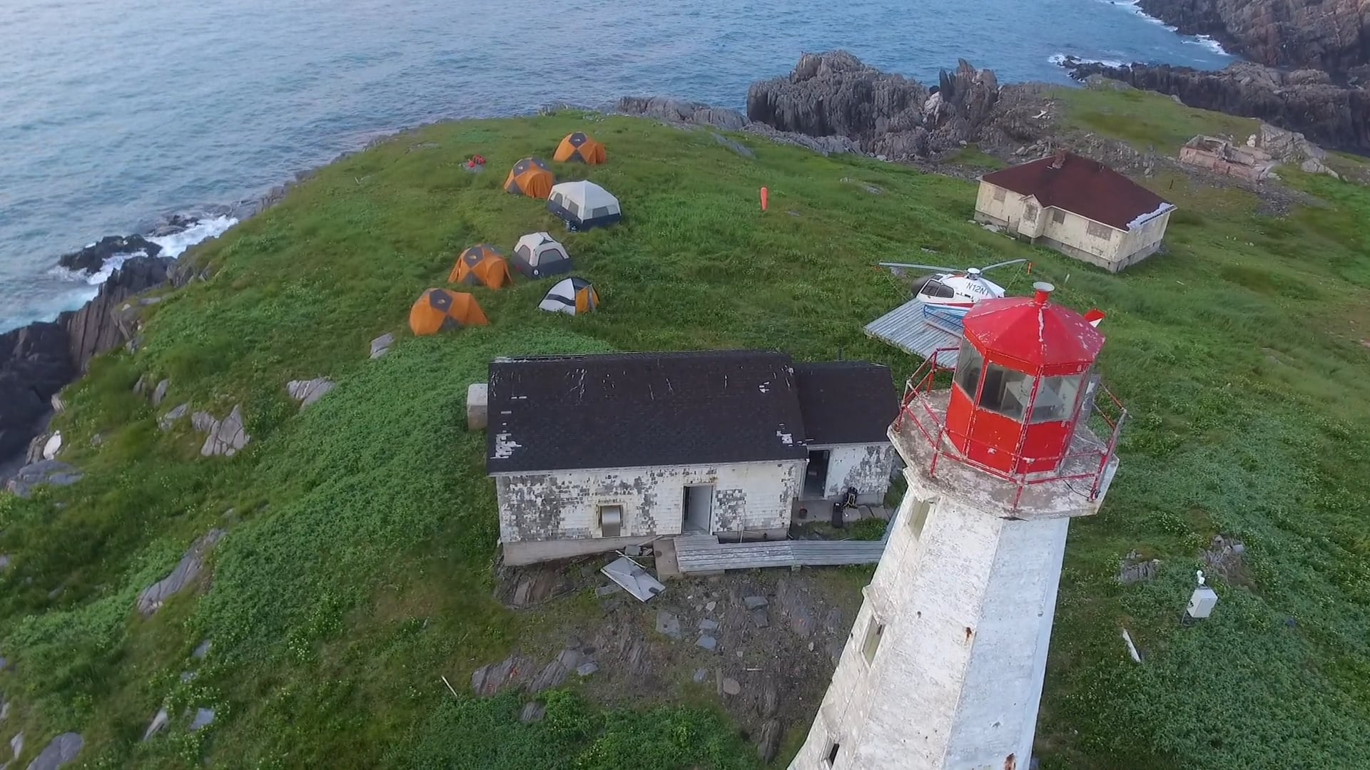 Video – CY9C, St Paul Island