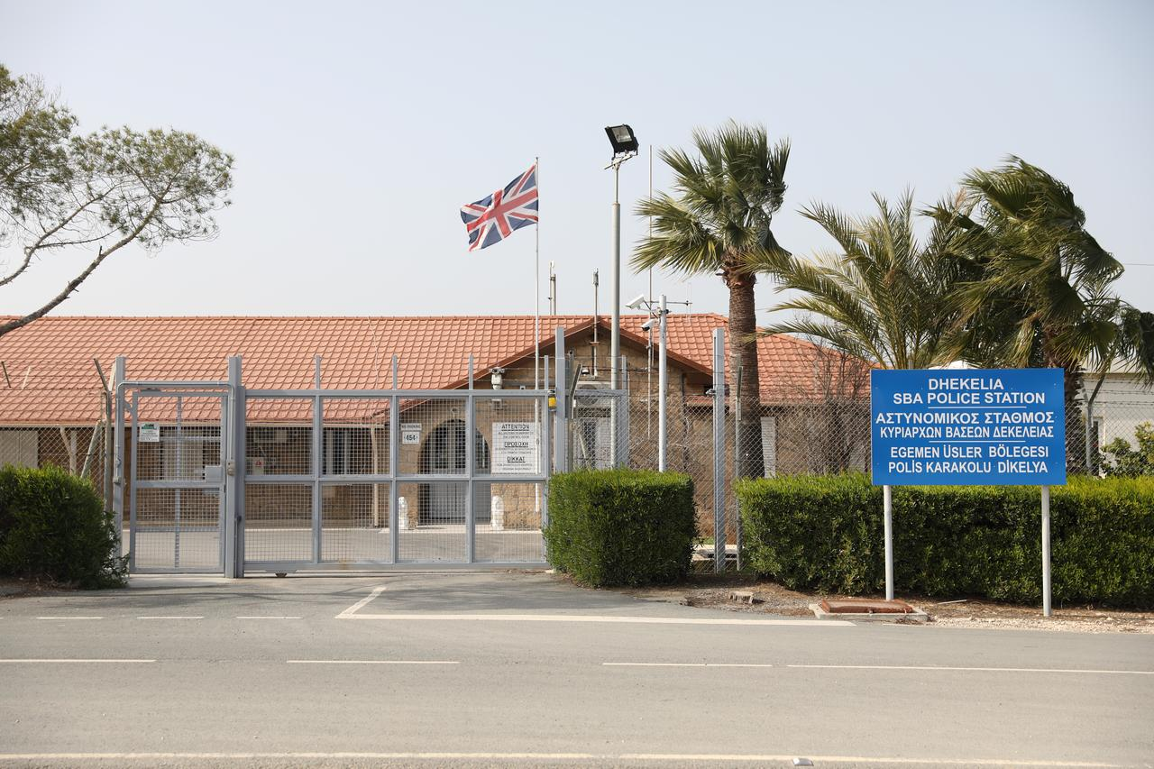 ZC4UW – UK Sovereign Base Area, Cyprus
