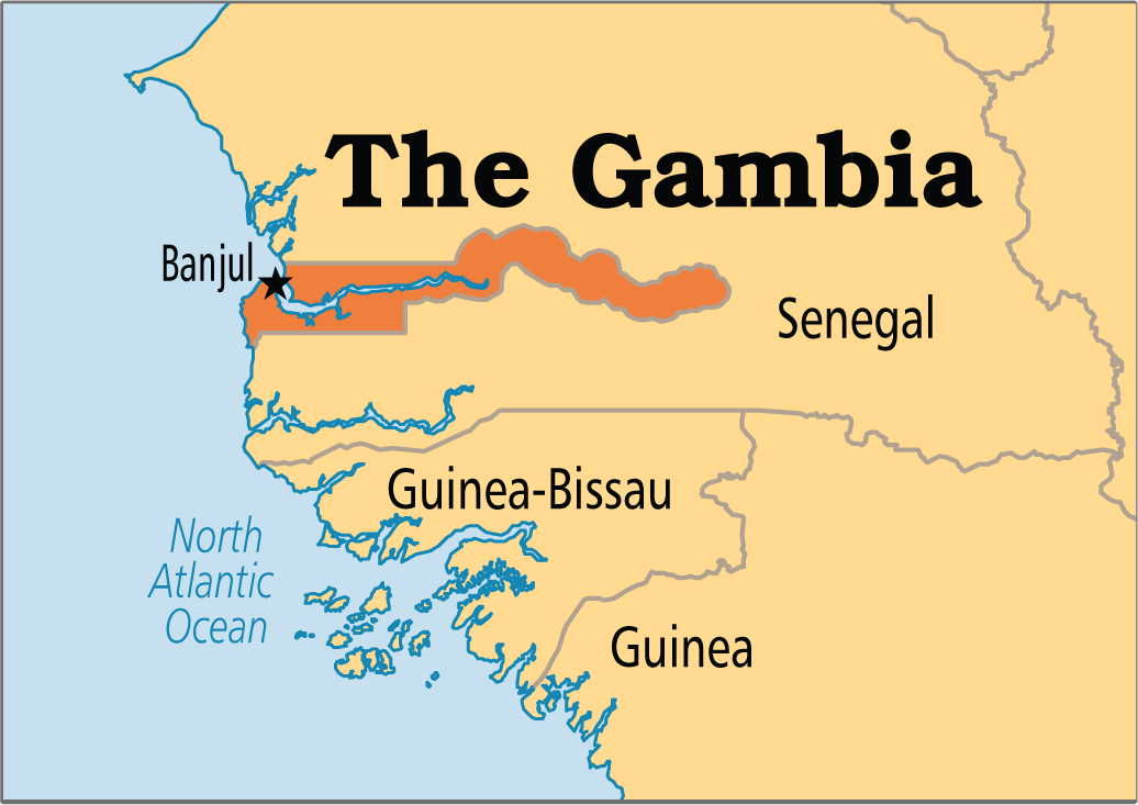 C56BR – The Gambia