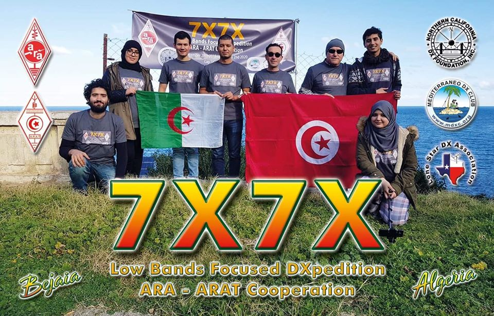 QSL preview – 7X7X
