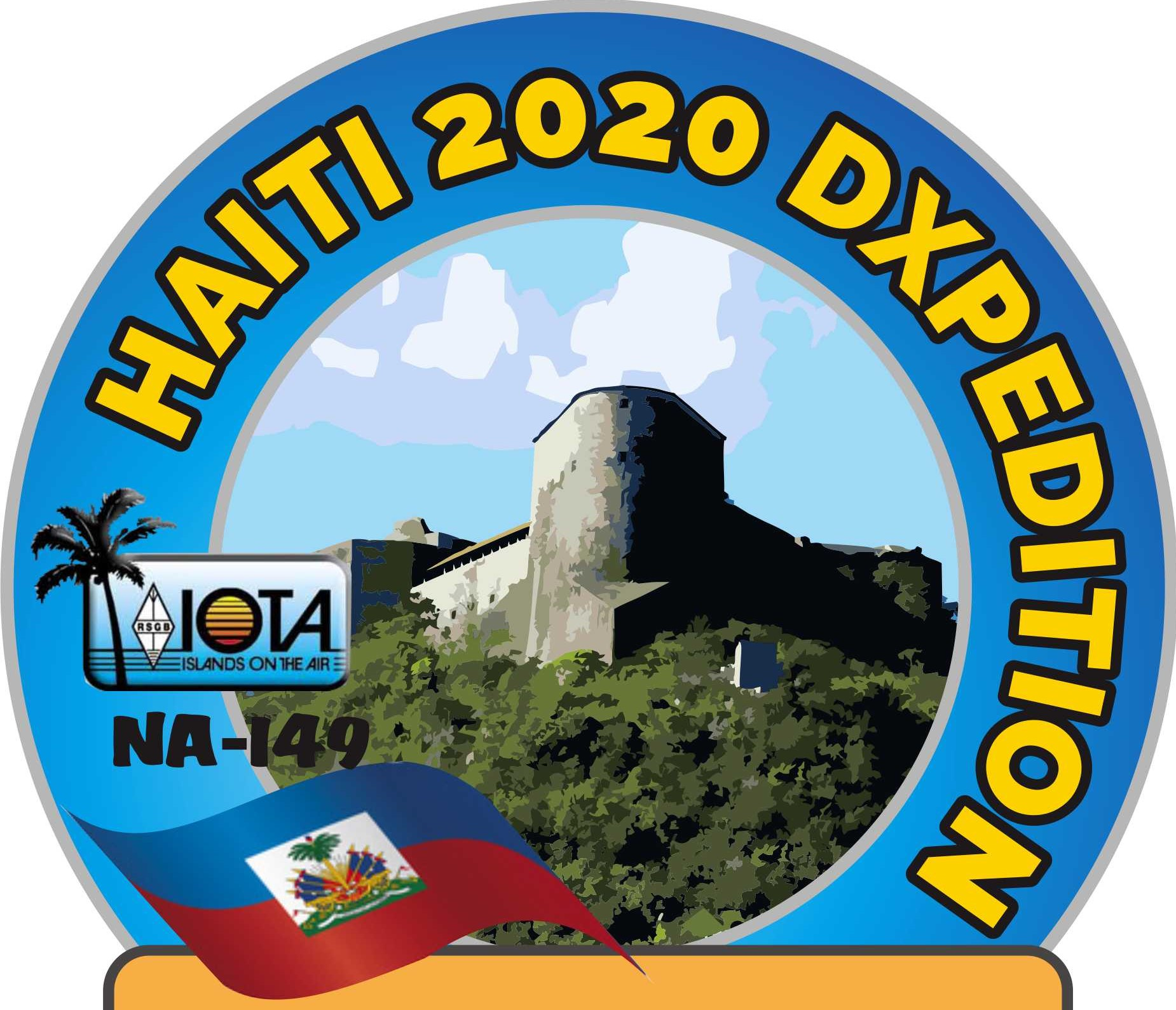 Haiti 2020 DXpedition