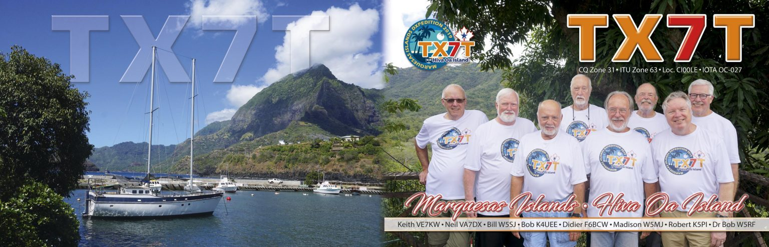 QSL preview – TX7T