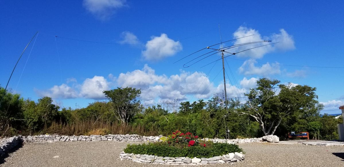 VP5K, VP5/AC0W & VP5/K0PC – Turks & Caicos