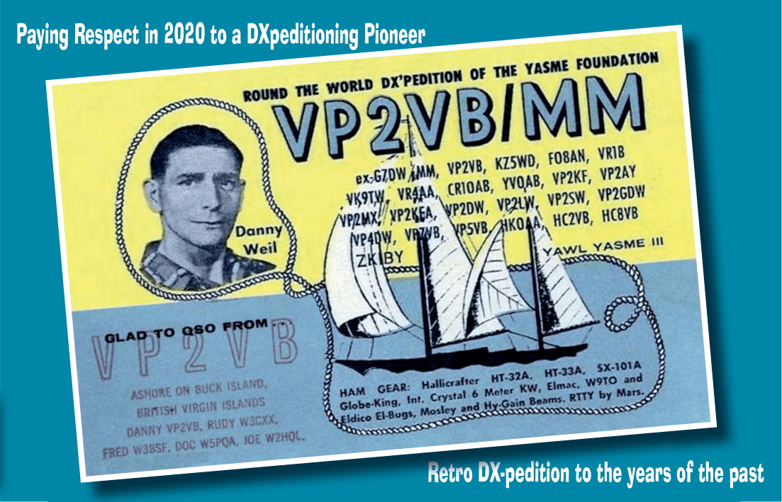 QSL preview – VP2VB