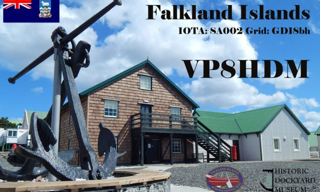 VP8HDM/A – Falkland Islands