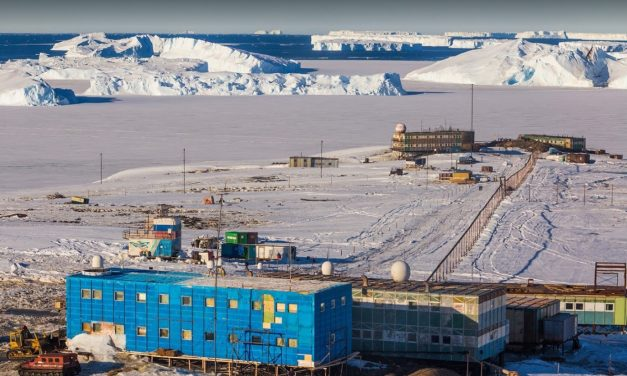 [OFF AIR] RI1ANM – Mirny Station, Antarctica