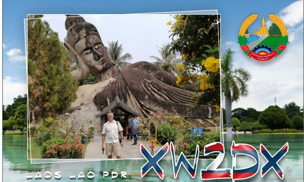 XW2DX – Laos