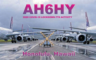 DX-World QSL of the Day