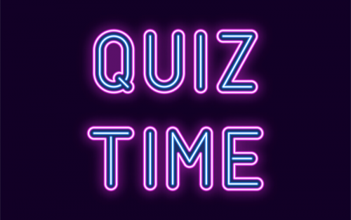The 1st DX-World Quiz appears