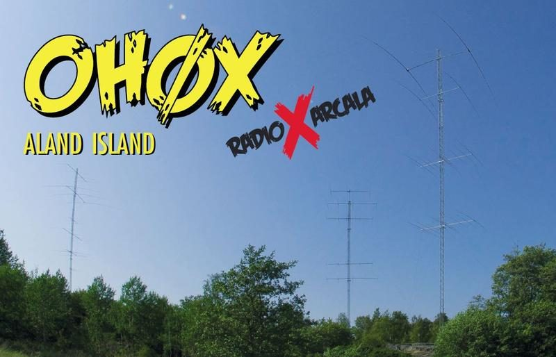 OH0X – Aland Islands