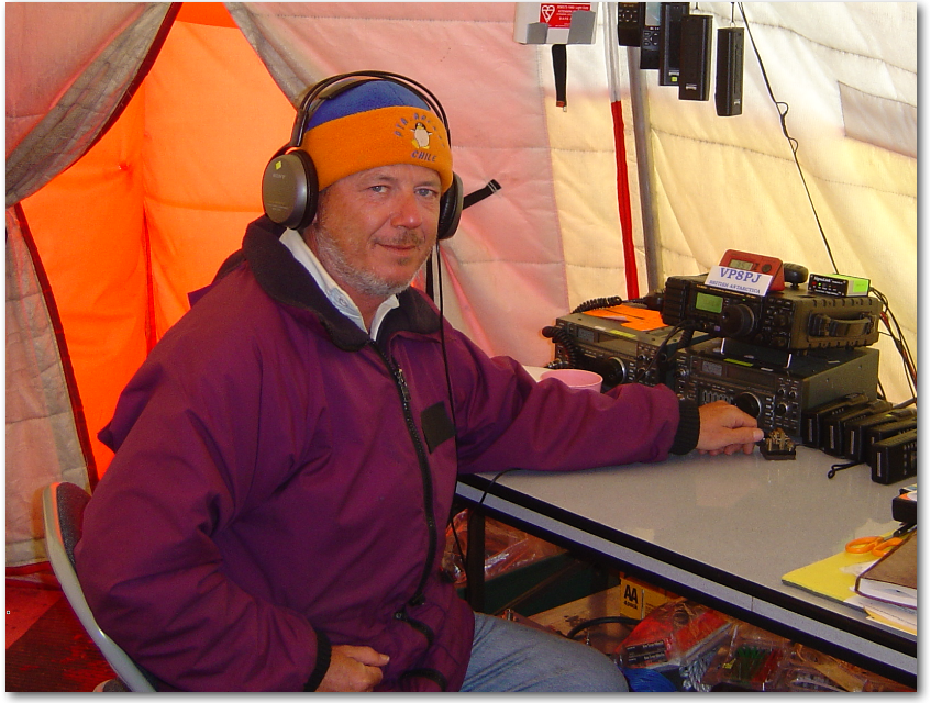 [UPDATE] Open Letter – VP8 Amateur Radio Licensing