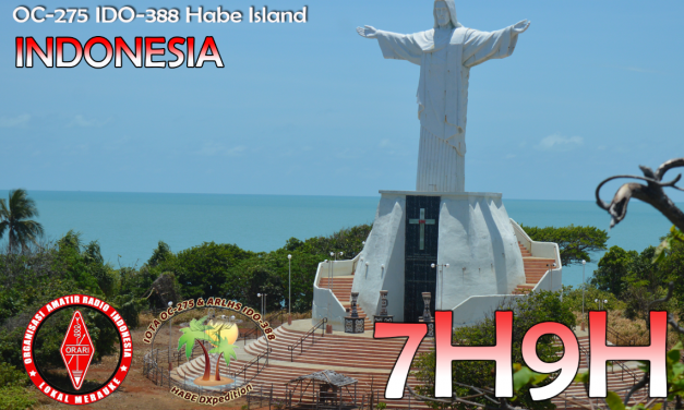 QSL preview – 7H9H