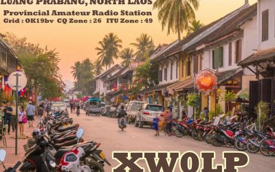 News from Laos