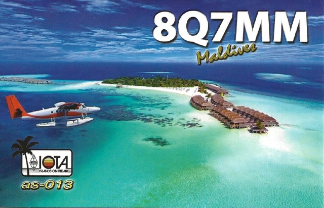 8Q7MM – Maldives