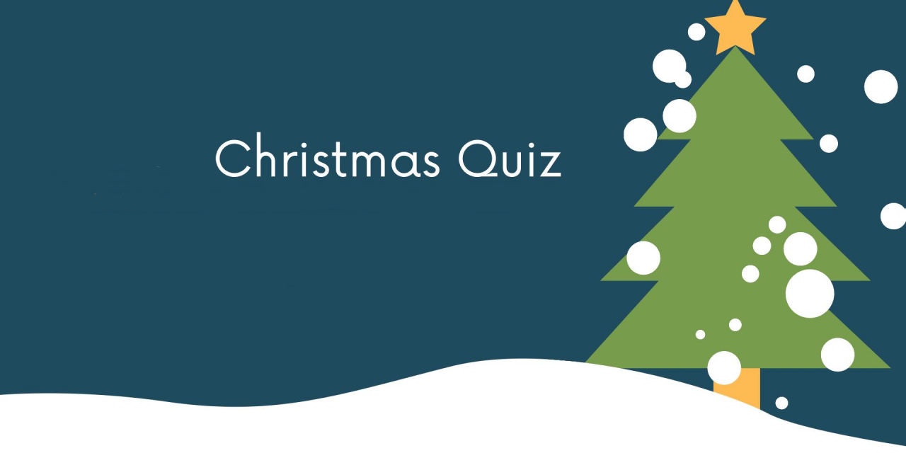 DX-World Quiz — Christmas Special