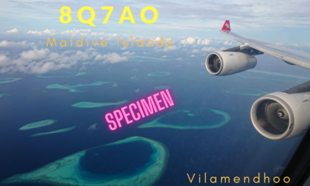 8Q7AO – Maldives