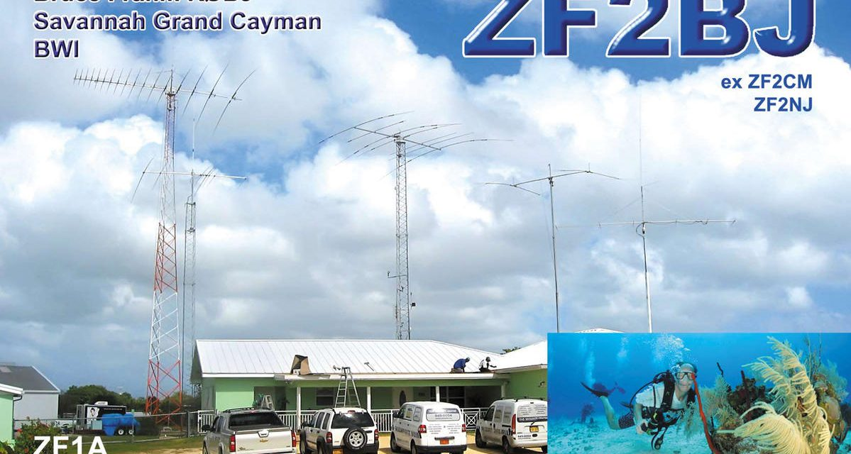 ZF2BJ – Cayman Islands