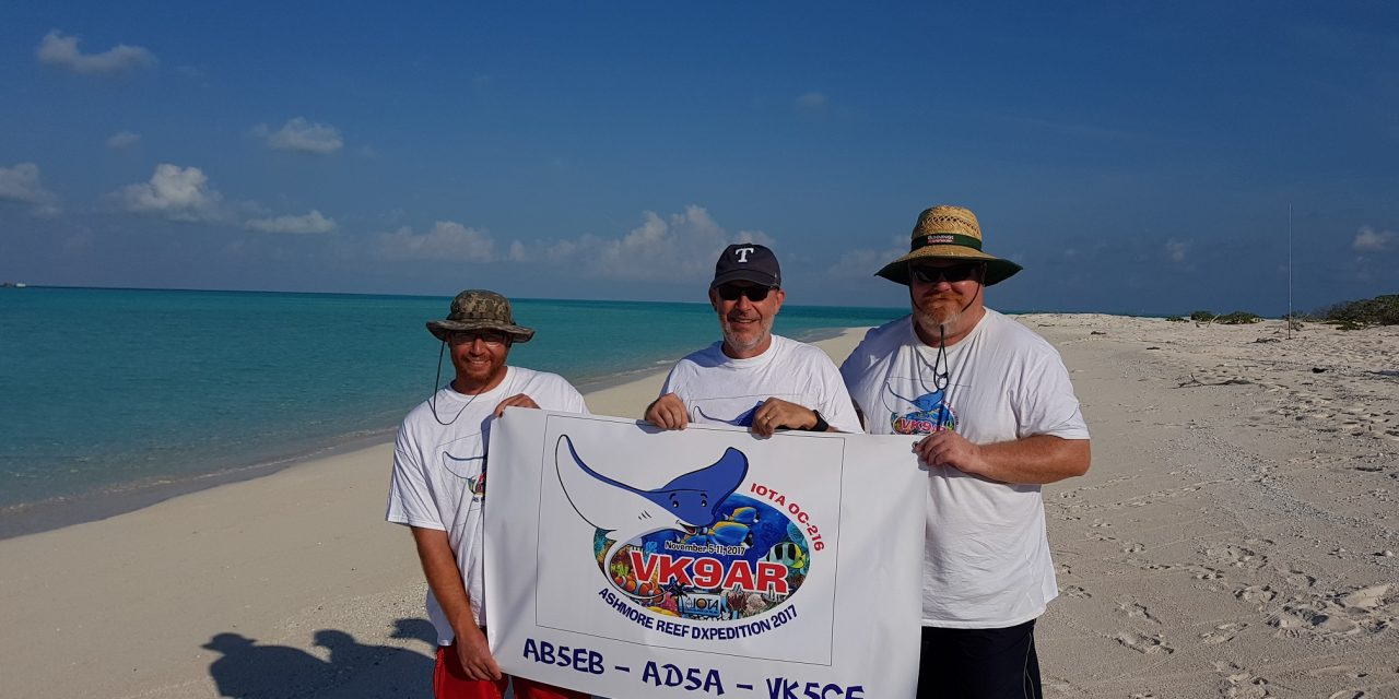 DX-World DXpedition Gallery 2017 (August – December)