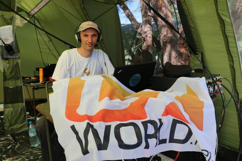 DX-World DXpedition Gallery 2018 (April – August)