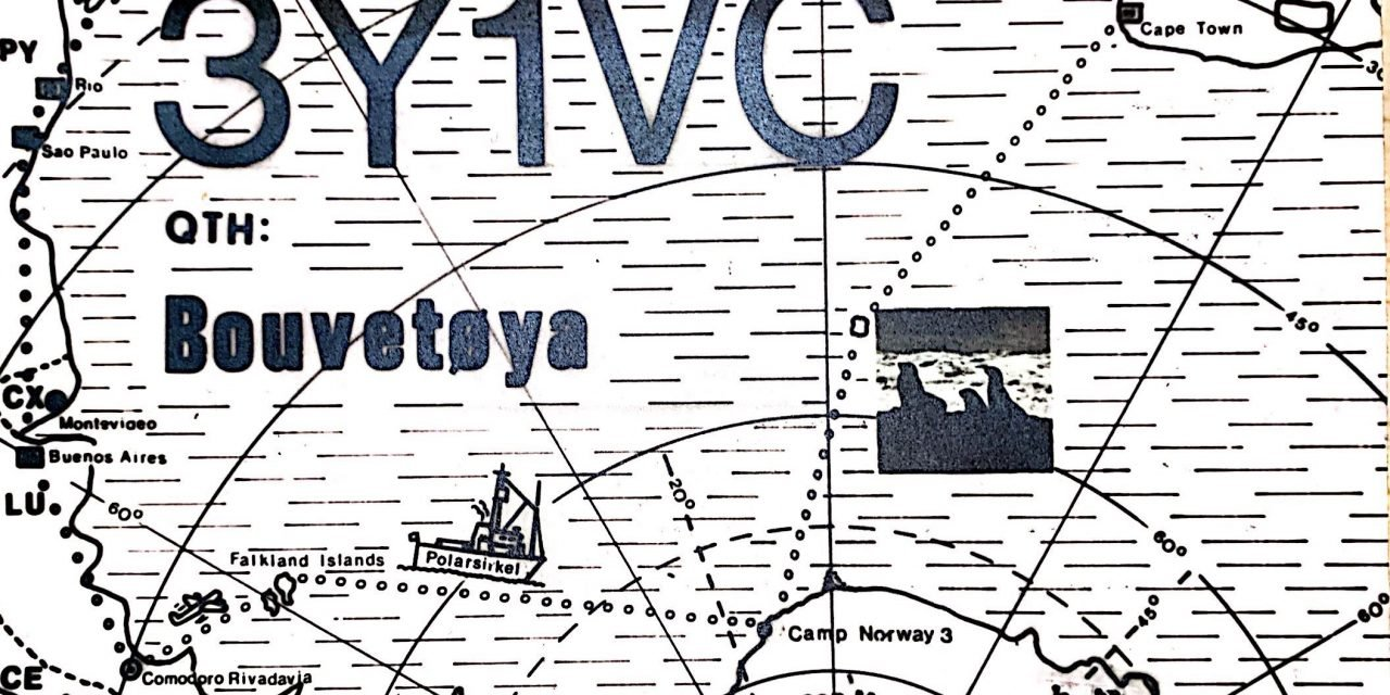3Y1VC – QSL of the Day