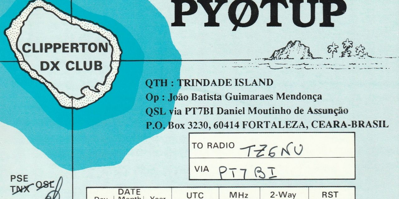Wanted: DX-World QSL of the Day