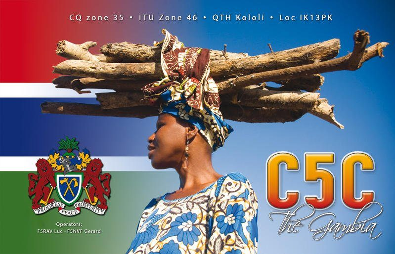 C5C – The Gambia