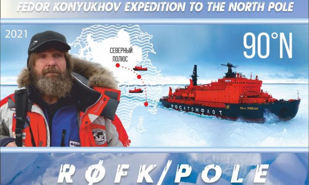 R0FK/POLE – North Pole Expedition