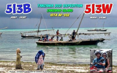 QSL preview – 5I3B & 5I3W
